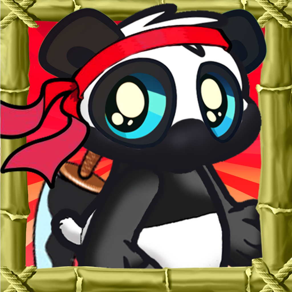 Super Panda Wonderland: Ninja Style Adventure HD